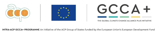 Special thanks to the European Union (EU), Organisation of African, Caribbean and Pacific States (OACPS), and the Global Climate Change Alliance Plus (GCCA+)